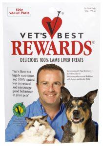 vet's best lamb liver